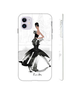 Belle New York Phone Case by Kerrie Hess