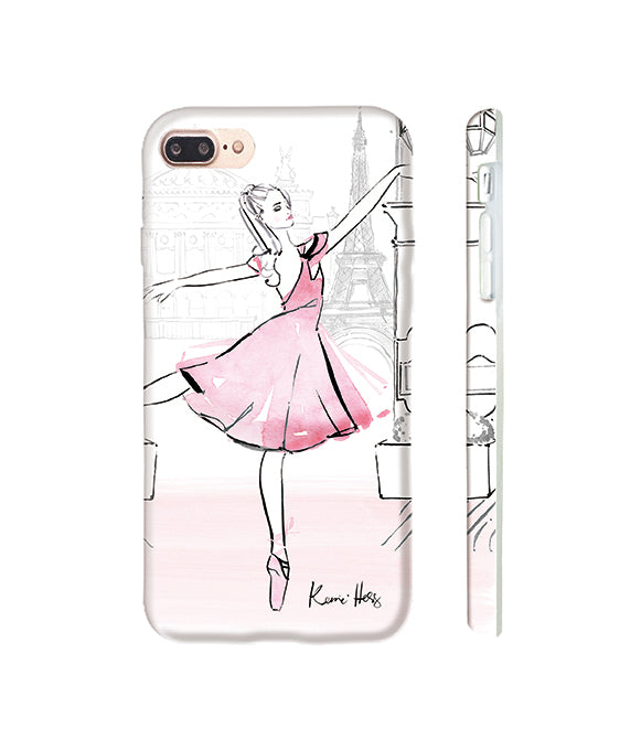 Ballet Paris Phone Case by Kerrie Hess