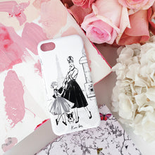 Load image into Gallery viewer, Belle Amour Phone Case by Kerrie Hess