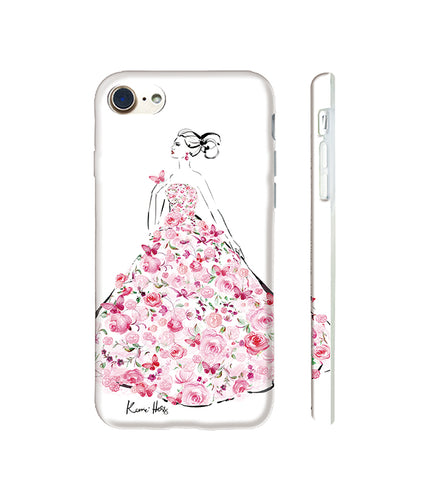 Jardin Rose Phone Case by Kerrie Hess