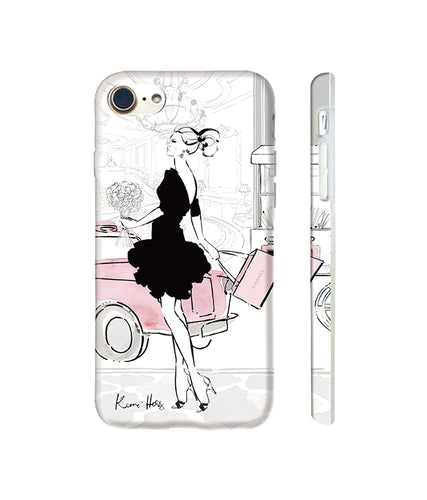 Little Black Dress Phone Case by Kerrie Hess