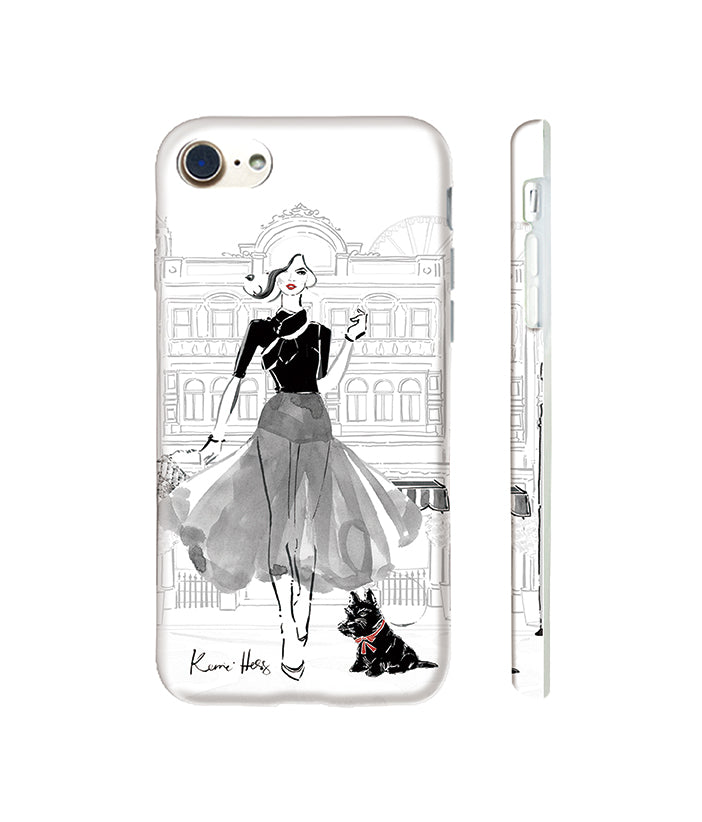 London Love Phone Case by Kerrie Hess