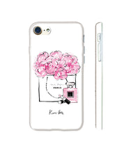 Load image into Gallery viewer, Peony Parfum Phone Case by Kerrie Hess