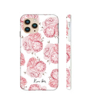 Load image into Gallery viewer, Peony Rose Phone Case by Kerrie Hess