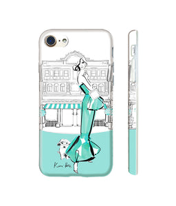 Tiffany Deux Phone Case by Kerrie Hess