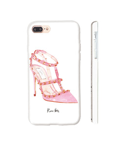 Valentino Rose Phone Case by Kerrie Hess