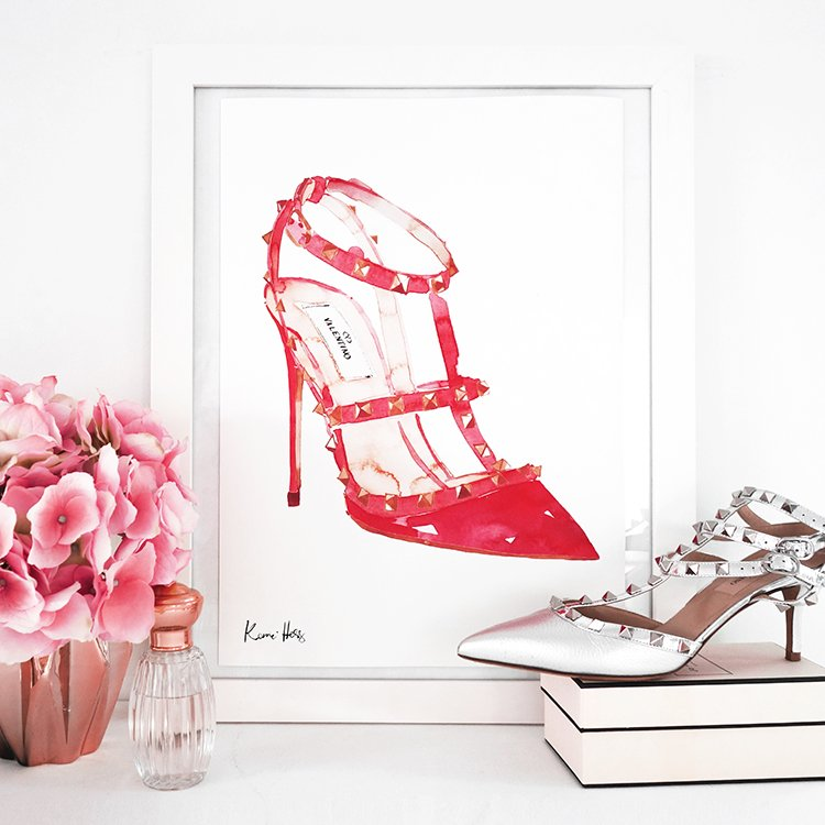 Valentino Valentine by Kerrie Hess