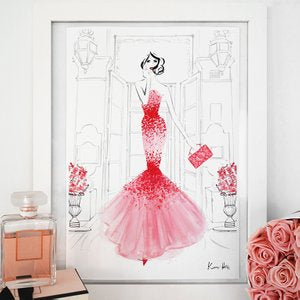 Valentino Rouge by Kerrie Hess