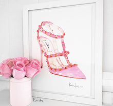 Load image into Gallery viewer, Valentino Rose by Kerrie Hess