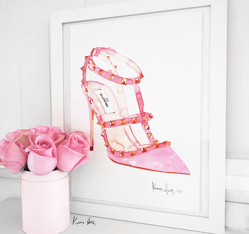 Valentino Rose by Kerrie Hess