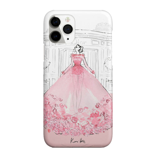 Paris Fashion Week Phone Case by Kerrie Hess