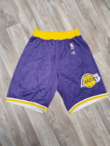 Los Angeles Lakers Shorts Size Small