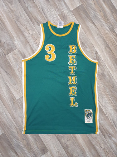 Allen Iverson Bethel Bruins Jersey Size Small