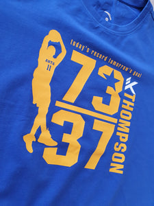 Anta Klay Thompson 73 Win T-Shirt Size 3XL fits like a Size