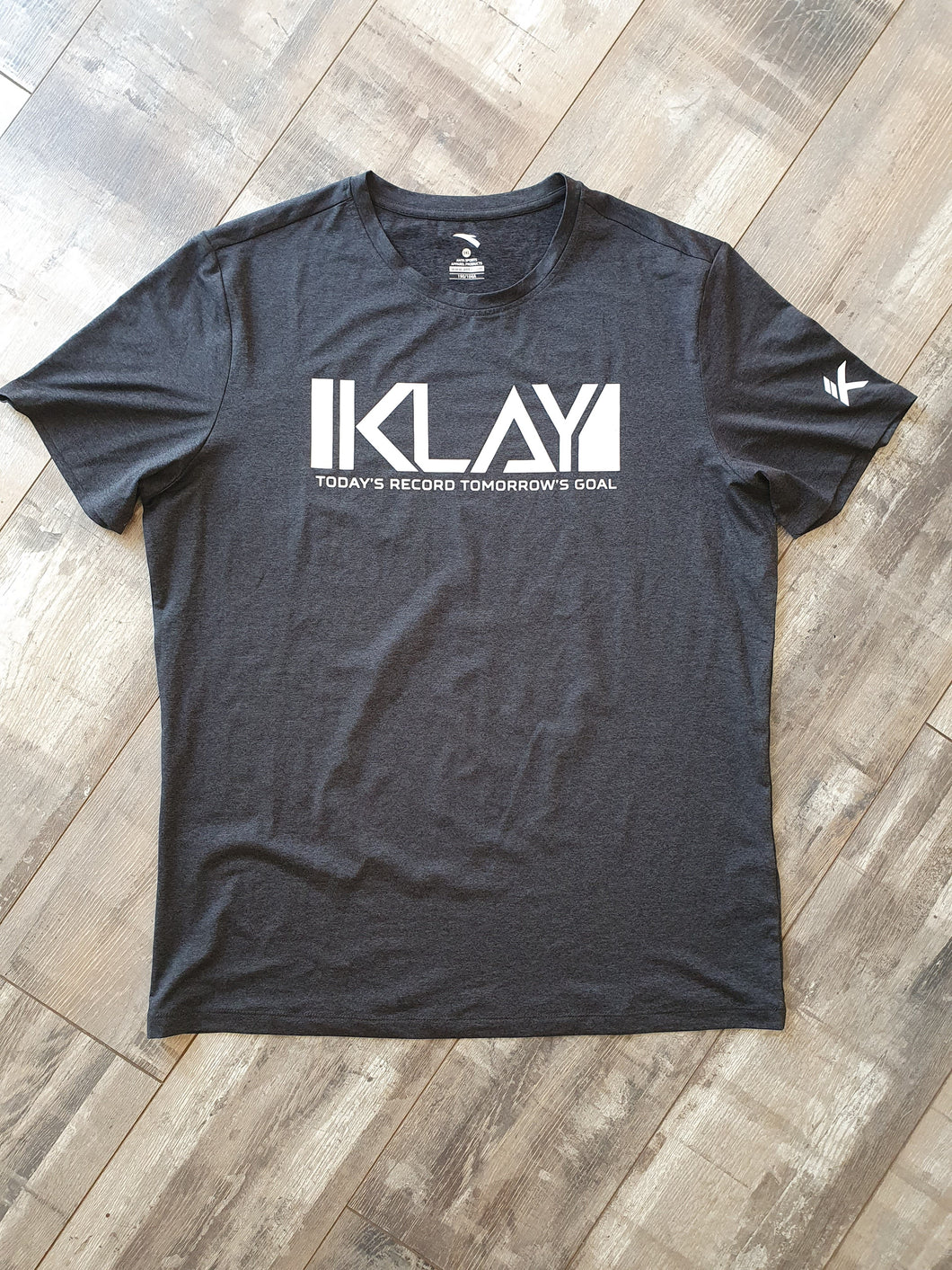Anta Klay Thompson T-Shirt Size 3XL fits like a Size Large