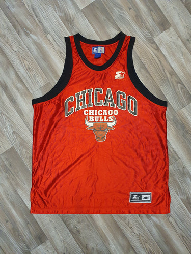 Chicago Bulls Jersey Size Large
