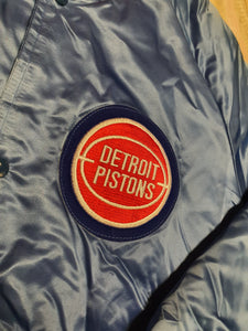 Detroit Pistons Jacket Size Medium