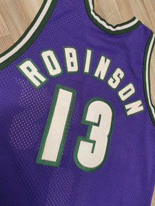 Glenn Robinson Milwaukee Bucks Jersey Size Medium