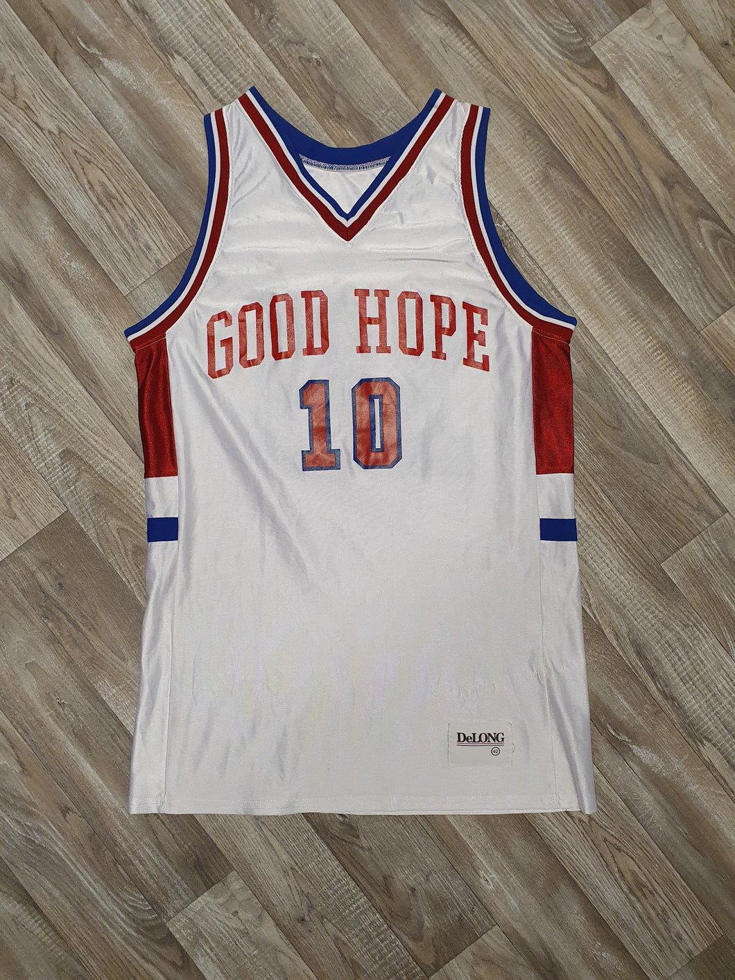 Good Hope Raiders Jersey Size Large