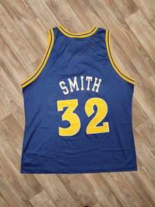 Joe Smith Golden State Warriors Jersey Size XL