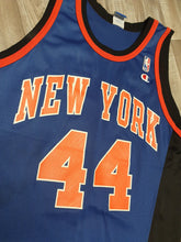 Load image into Gallery viewer, John Wallace New York Knicks Jersey Size Large