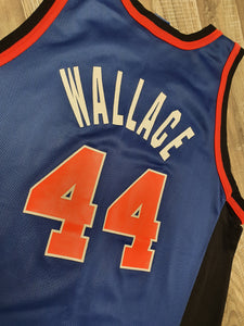 John Wallace New York Knicks Jersey Size Large