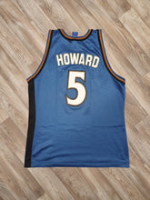 Load image into Gallery viewer, Juwan Howard Washington Wizards Jersey Size Large