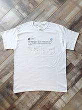 Load image into Gallery viewer, Kevin Durant Tweet T-Shirt Size Small Medium,Large and XL