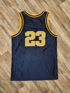 Maurice Taylor Michigan Wolverines Jersey Size Large