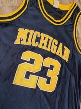 Load image into Gallery viewer, Maurice Taylor Michigan Wolverines Jersey Size Large