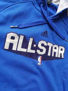 NBA All Star 2011 Hoodie Sweater Size Small