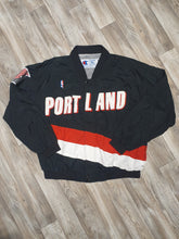 Load image into Gallery viewer, Portland Trailblazers Jacket Size XL