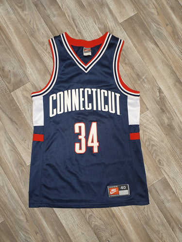 Ray Allen University of Connecticut Huskies Jersey Size