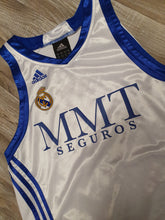 Load image into Gallery viewer, Real Madrid Basketball Jersey Size Small