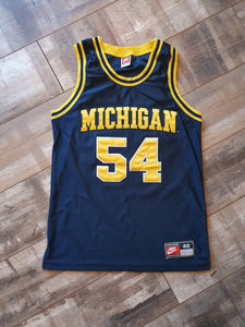 Robert Tractor Traylor Michigan Wolverines Authentic Jersey