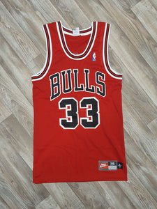 Scottie Pippen Chicago Bulls Jersey Size Small