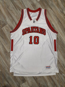 Spartans Jersey Size XL