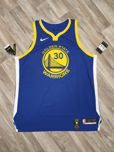 Steph Curry Golden State Warriors Jersey Size 2XL
