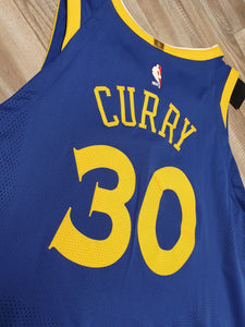 Steph Curry Golden State Warriors Jersey Size XL