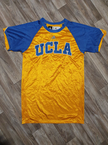 UCLA Bruins Warm Up T-Shirt Size Large