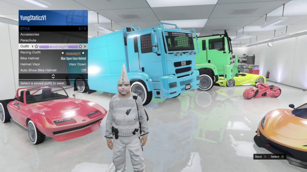 GTA 5 MODDED ACCOUNT (ALL CONSOLES)