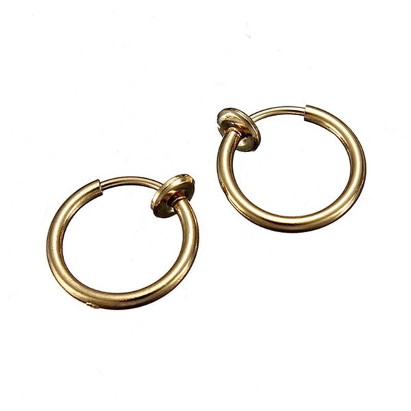 The Retractable Hoop Earrings