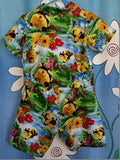 263 - PILLOW PETS PJ's - BEE - 2pce - Size 000