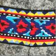 293 - HIP HOP PANTS - AZTEC - Size 2