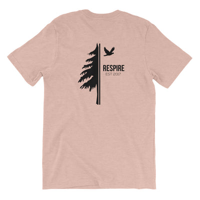 NEW LOGO** Respire Tee | Front & Back Print