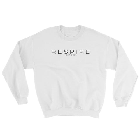 Original Respire Sweatshirt [WHITE]