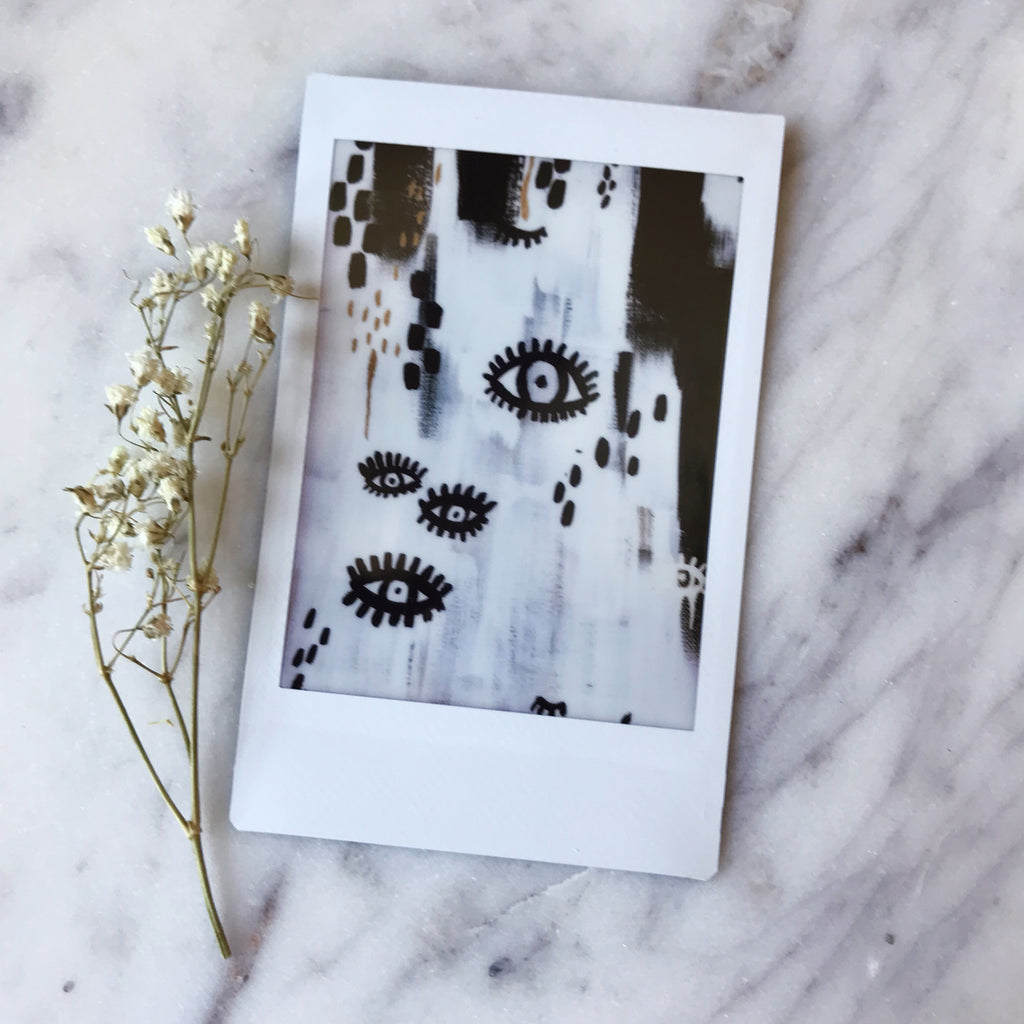 Knowing Within - Instax Mini Print