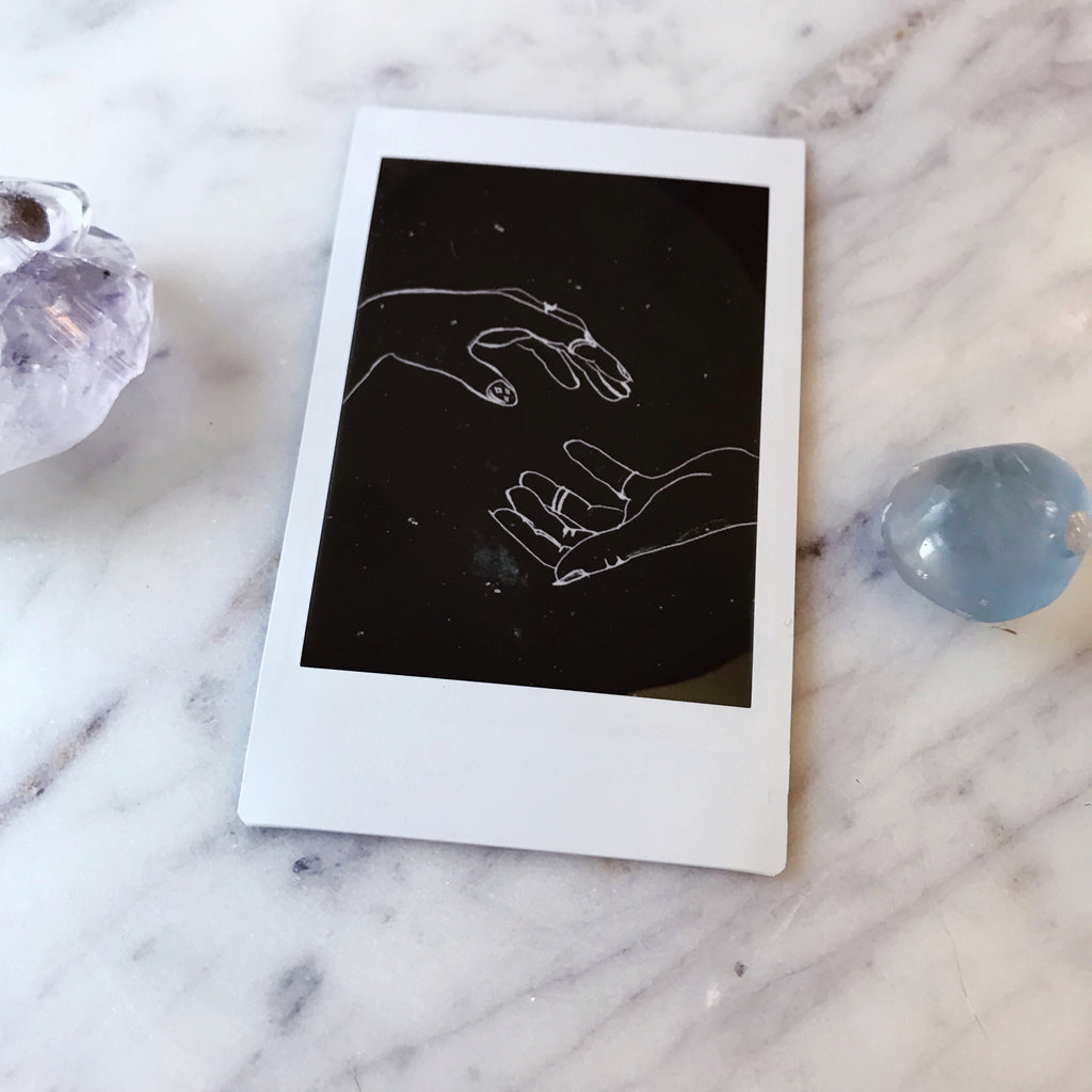 The Magician - Instax Mini Print