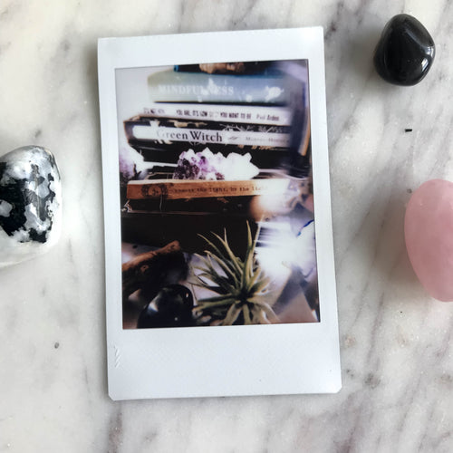 Be the Light - Instax Mini Print