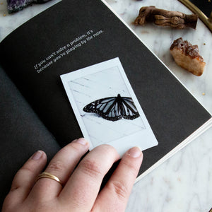 Butterfly - Instax Mini Print